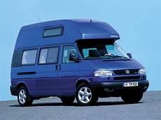 Volkswagen California Exclusive By Westfalia T4 1996 2003