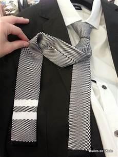 Focus Accessoire La Cravate Dans La Mode Homme Bulles