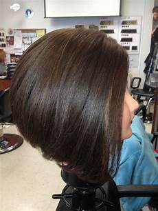 back of highlighted inverted bob haircut search hair
