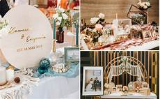 6 places in singapore for affordable and trendy wedding reception table styling services