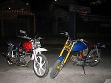 Modifikasi Suzuki A100 by Autis Familia Modifikasi Motor Suzuki A100