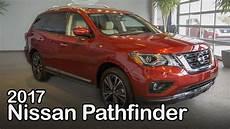 2017 Nissan Pathfinder Look
