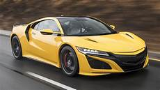 2020 acura nsx first test fine motor control