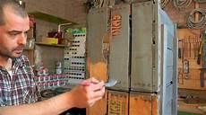 cassette in legno frutta mobiletto con cassette della frutta e tinta all acqua