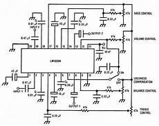 Build A Bass Treble Tone Circuit Diagram Supreem