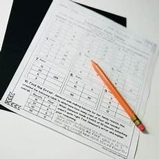 sixth grade math practice or homework sheets bundle tpt