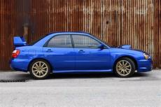 One Owner 2004 Subaru Impreza Wrx Sti For Sale On Bat