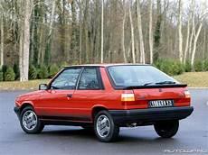 renault r11 turbo renault 11 autowp ru renault r11 turbo 2