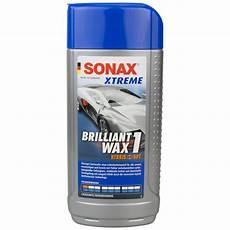 sonax brilliant wax 1 500 ml 180008