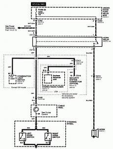 93 accord wiring diagram 1996 honda accord ignition wiring diagram