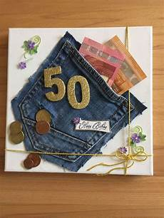 Geldgeschenke 50 Geburtstag - geldgeschenk zum 50 geschenkideen geldgeschenke