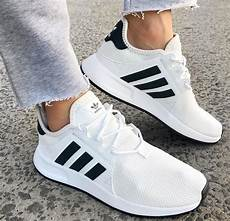 adidas originals x plr in white and black cool sneakers