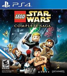 lego wars the complete saga ps4 idea by