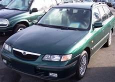 Mazda 626 Kombi - file mazda 626 kombi green jpg wikimedia commons