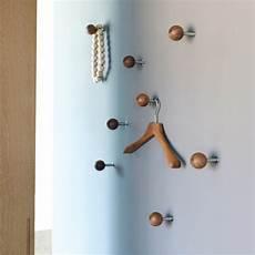 dots wall hooks wood by sch 246 nbuch