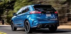 Vorstellung Des Ford Edge 2019 Mit V6 Benzinmotor