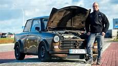 Secret Sports Car Trabant Pimped Up With Audi Tt Parts