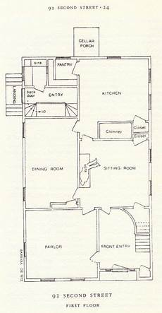 lizzie borden house floor plan the borden house layout the floor plan of the first floor