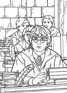 Malvorlagen Gesichter Harry Potter Harry Potter Ausmalbilder F 252 R Erwachsene Kostenlos Zum