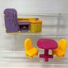 loving family kitchen furniture fisher price loving family my first doll house kitchen