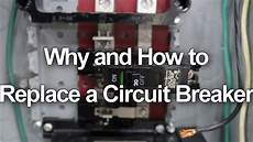 How To Replace Change A Circuit Breaker In Your