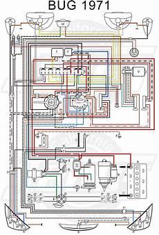 1970 bug wiring diagram schema electrique cox 1200 1973