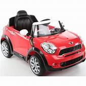 Paceman Mini Cooper 6V Children Kids Electric Battery Ride
