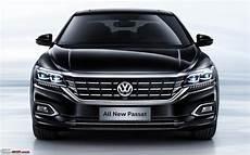 Spyshots Volkswagen Passat 8 5 Facelift Starts Testing