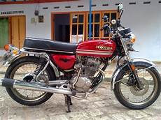 Modifikasi Honda Gl 100 by Modifikasi Gl Max Jadi Cb 100 Thecitycyclist