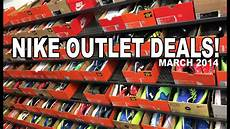 nike factory store steals deals march 2014