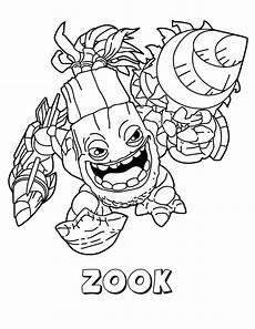 dino rang skylander coloring pages 16860 desenho de zook de skylanders para colorir tudodesenhos