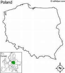 Malvorlagen Poland Print Coloring Page And Book Poland Map2 Countries