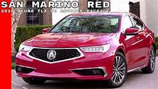 2018 acura tlx v6 with advance package san marino youtube