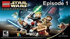 lego wars the complete saga walkthrough episode 1