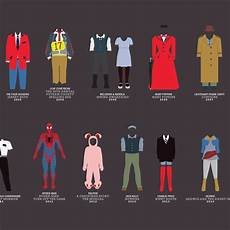 Pop Chart Lab Broadway Costumes An Art Print By Pop Chart Lab Featuring A Visual History