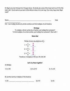 go math grade 4 chapter 8 modified lesson worksheets by cella