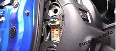 Nissan Note Fuse Box by Nissan Versa Note Note 2013 2018