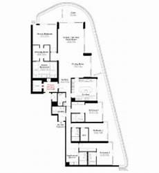 oceanfront house plans faena house floor plans luxury oceanfront condos in miami