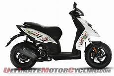 2011 Piaggio Typhoon Scooters Preview