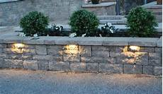 iluma hardscape retrofit lighting system enables quick easy installations with existing