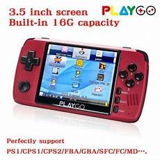 Playgo 1000 Inch Display Handheld by New Version Playgo 3 5 Inch Screen Portable Handheld