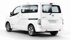nissan e nv200 combi electric vehicle nissan