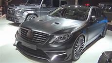 Mercedes S Klasse Amg - mercedes s class limousine amg s63 mansory black