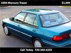 how cars engines work 1994 mercury tracer auto manual 1994 mercury tracer used cars longmont co youtube