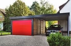 garage oder carport carport mit garage