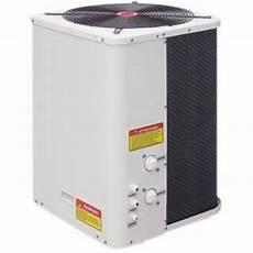 pompe à chaleur piscine installation climatisation gainable temps de chauffe
