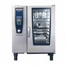 rational selfcookingcenter 5 senses combi oven model scc