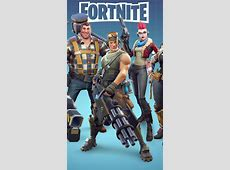 Fortnite Characters Poster Wallpaper ? Wallpapers For Tech