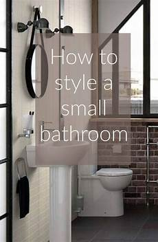 extremely small bathroom ideas how to style a small bathoom tips and ideas for your home small bathroom interior