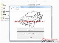 automotive repair manual 2003 mitsubishi challenger parking system mitsubishi l200 2011 service manual auto repair manual forum heavy equipment forums